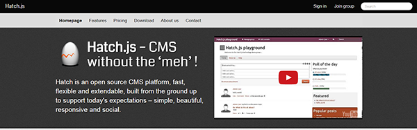 Best node js CMS – Innovsystems Blogs